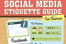 Social Media / Social Media related pins from @bigwavemedia / by Big Wave Media
