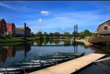 Exeter and Devon / The beautiful places of the home of Big Wave Media, Exeter and Devon / by Big Wave Media