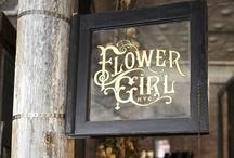 My Dream Flower Shop / My dream flower shop  / by Kimberley Shaw-Goss