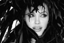 #AngelinaJolie / by Holly Maria