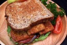 Vegan Sandwich Recipes / by Ecolissa