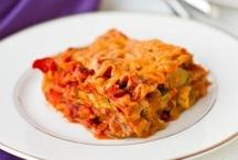 Vegan Pasta + Sauce Recipes / by Ecolissa