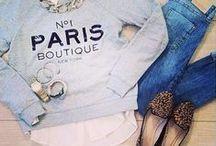 Grace / Paris  / by Jennifer Shrum