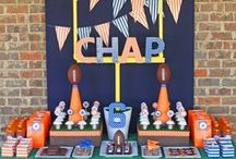 Football Party / by Amanda's Parties TO GO