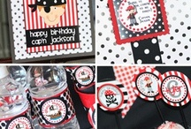 Pirate Party ideas / by Amanda's Parties TO GO