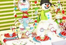 Snowman Ideas / by Amanda's Parties TO GO