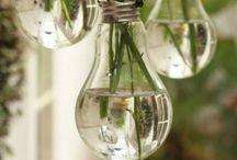 Ingenious Home Decor Ideas / by Jenny Medina