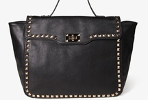handbags & clutches  / by Maggie Philbin @ Mag's Rags to Riches