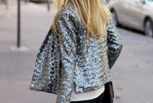 my sequin obsession / by Maggie Philbin @ Mag's Rags to Riches