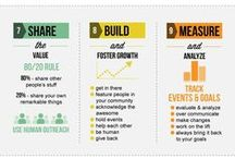 Infographics / Well designed and laid out Infographic Design. Graphic Design. / by Rachel Bonness Design