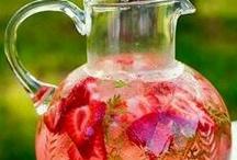 Refreshing Drinks / by Brenda Downey