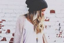 fall/winter outfits / by Nikki Richer