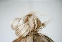 Hair, makeup etc. / by Nikki Richer