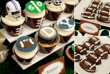 Sports Party/Tailgating Ideas / by Jessica Gossett-Hale