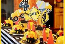 Construction party / by Amanda's Parties TO GO