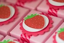 Strawberry party / by Amanda's Parties TO GO