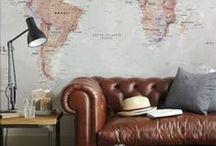 Home Interior Inspiration / by Rachel Bonness Design