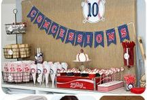 Baseball Party / by Amanda's Parties TO GO