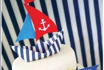Sailboat Party / by Amanda's Parties TO GO