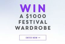 • SPLENDOUR STYLE • / Enter our Splendour $1000 Wardrobe competition to bag yourself this year's best dressed! / by Beginning Boutique