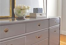Painted Furniture / by Luci @Bungalow Home Staging & Redesign