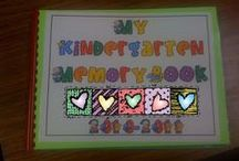 Memory Books / by Mrs. Solis