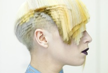 Kick Ass Hair ❤  / by Blanche Macdonald