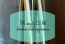 Housekeeping & Cleaning / Household/cleaning tips.  / by Luci @Bungalow Home Staging & Redesign