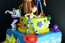 cakes / by Drenea York