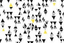 Stripes & Pattern / by Rebecca Thorman