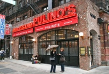 NYC Restaurants / by Lyndsey Miller Burton