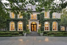 Dream Home Exteriors / by Lyndsey Miller Burton