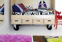 kids room / by Sandra Labadie