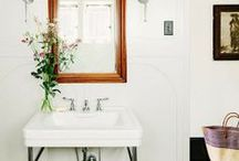 Bathroom / by Rebecca Thorman