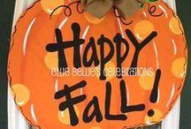Happy Fall Y'all / by Tammy Maus