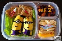Kid Food Ideas / by Tammy Maus