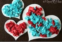 valentines day / by Jennifer Moran