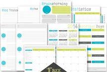 Organization: Paper Planner / by Sami Hunter (Photographer)