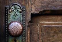 Interesting Doors / by DianeDobsonBarton.com