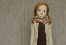 Art Dolls / by DianeDobsonBarton.com