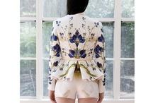 spring fashion mood board / by Vanessa King-Jones