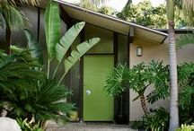 Mid Century Modern, Home & interiors / by Claudia C. Holiiday