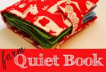 quiet book pages / by Taryn Cooley Kaufman