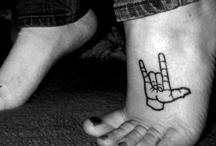 Tattoos <3 / by Samantha Sandoval