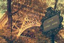 I Love Paris / by Inge Geboers
