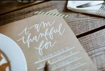 [Holidays] Thanksgiving / by Silvia Boscolo