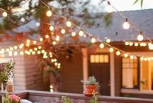 Tiny patio / by Linsey Monaghan