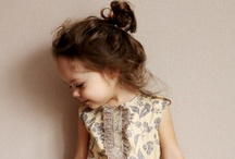 """Little babes.  / """"A child is a curly dimpled lunatic.""""  -Ralph Waldo Emerson / by Alexandra Louise"""