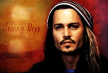 Johnny Depp ♥ / Oh boy when I have time, do I have some Johnny Depp fan pics for this board! I had a dream last night that he was on a crusade to save the endangered Nautilus from being slaughtered from being covered in silver for home decorating ツ / by bcr8tive