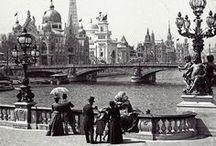 La Vie Parisienne / Life in Paris between something like 1880 and 1940. / by Brimstone Dreams